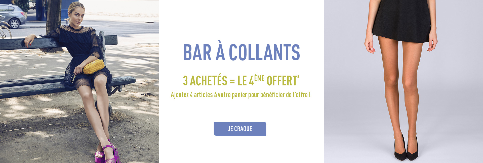 Bar à collants