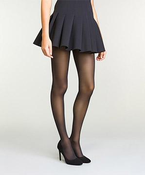 Collant Opaque Noir pour femme DIM Perfect Contention 45D