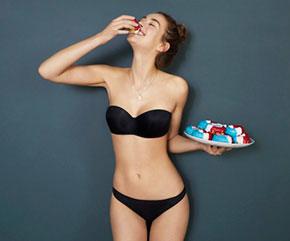 Soutiens-gorge pour femme : bandeaux, bustiers et dos-nus sur dim.fr