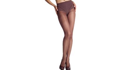 Egayez vos jambes avec les collants marrons pour femme sur dim.fr