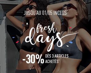 Découvrez les culottes et bas de toutes formes pour femme sur dim.fr