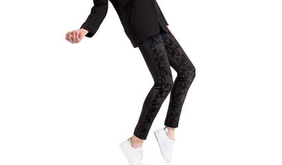 Laissez vous tenter par les leggings noirs pour femme sur dim.fr