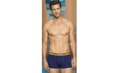 Laissez vous tenter par tous les boxers bleus pour homme sur dim.fr