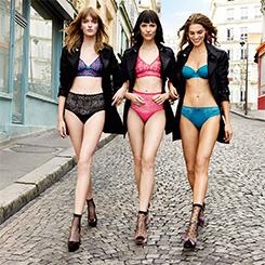 Découvrez toute la lingerie et les collections pour femme sur dim.fr
