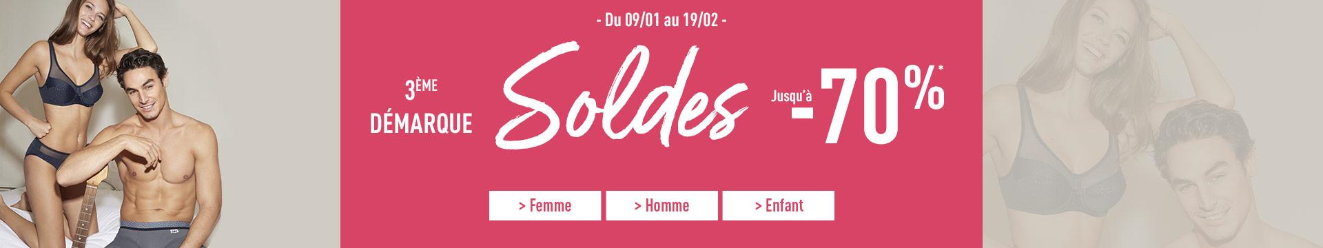 448500dbc024 Soldes - sous-vêtement pour femme, homme   enfant   DIM