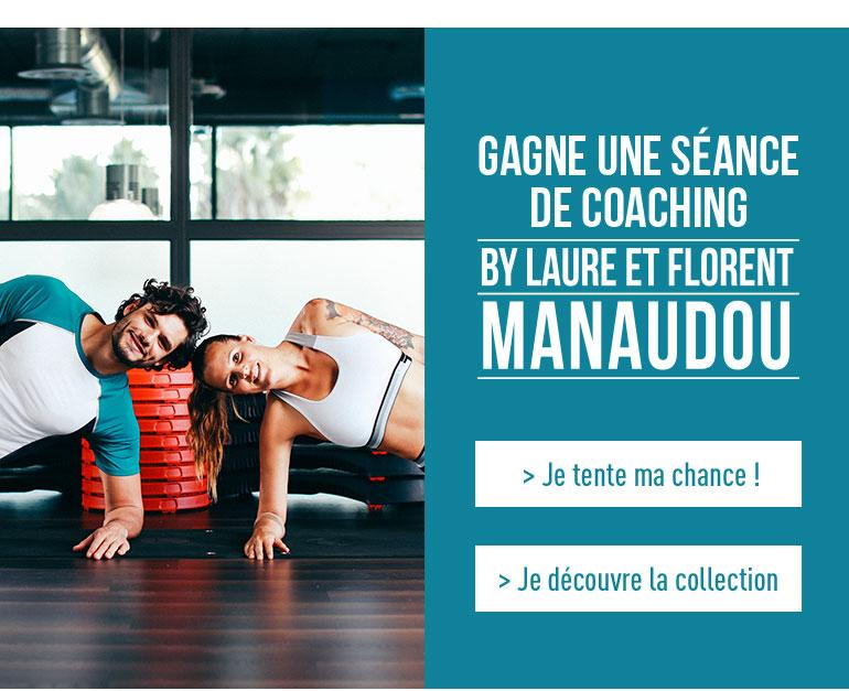 Gagne une séance by Laure et Florent Manaudou