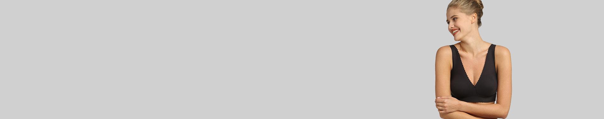 Soutiens-gorge Sans Armatures - Une poitrine maintenue même sans armatures avec les soutiens-gorge DIM.